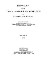 Bijdragen Tot De Taal- Land- En Volkenku... by Colombijn, Freek